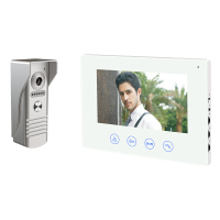 WIFI SMART VIDEO VRATNIK  S DVOMA MONITORMI